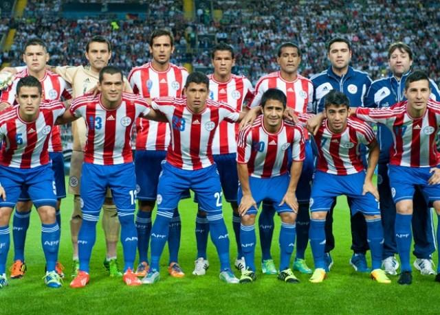 Seleccion Paraguay 11