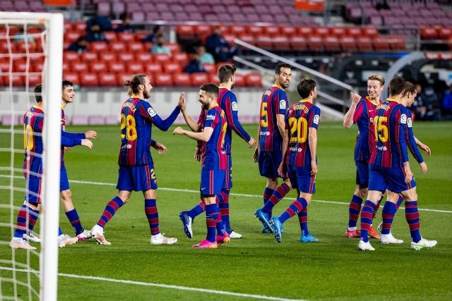 Barça 5