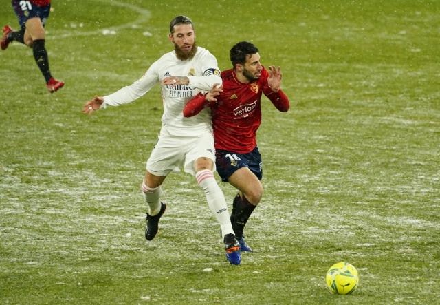 Sergio Ramos 6