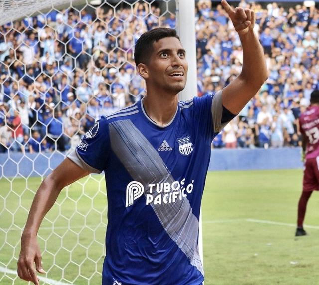 Jose Cevallos Jr 2