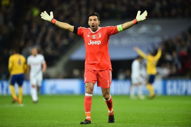 Gianluigi Buffon 5