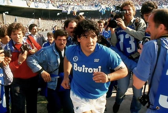 Diego Maradona 14