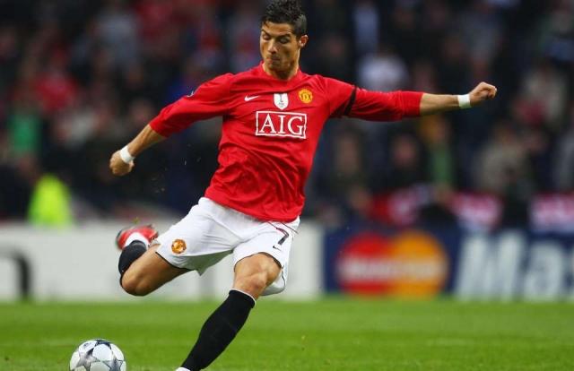Cristiano Ronaldo 26