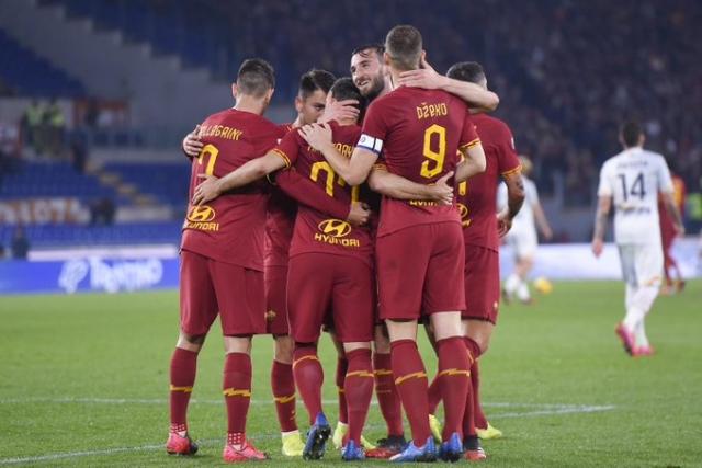 AS Roma 15