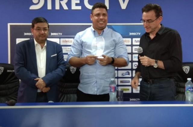 Ronaldo Nazario 7