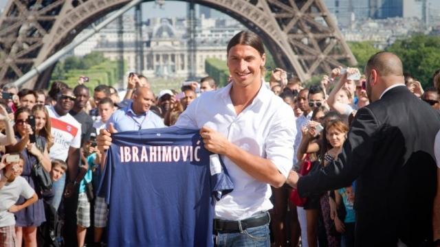 Zlatan Ibrahimovic 2012