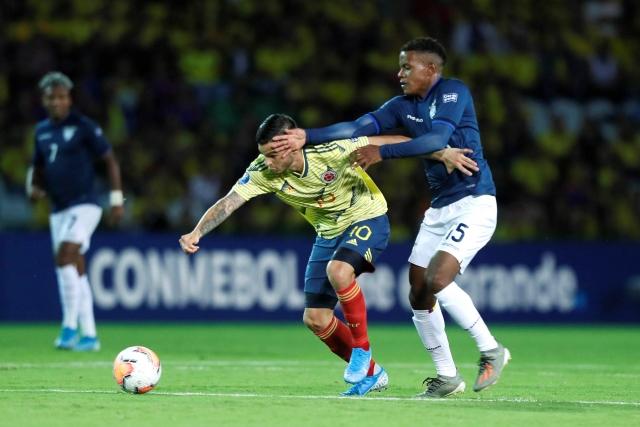 Ecuador Sub 23 6
