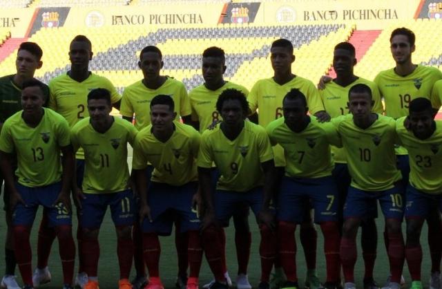 Ecuador Sub 20 4