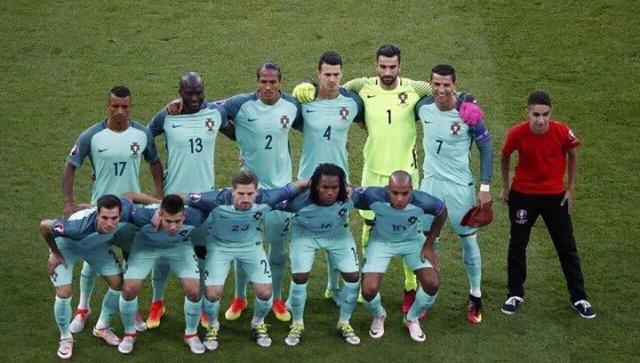 Seleccion Portugal 4
