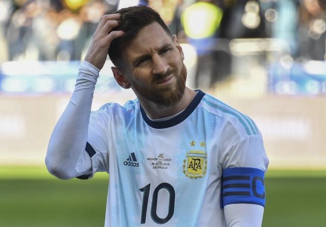 Lionel Messi Sel 9