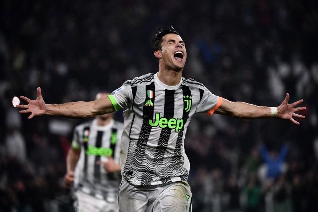 Cristiano Ronaldo 8