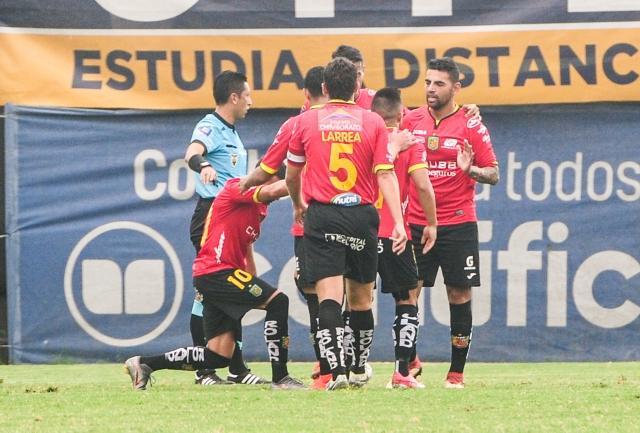 Deportivo Cuenca 22