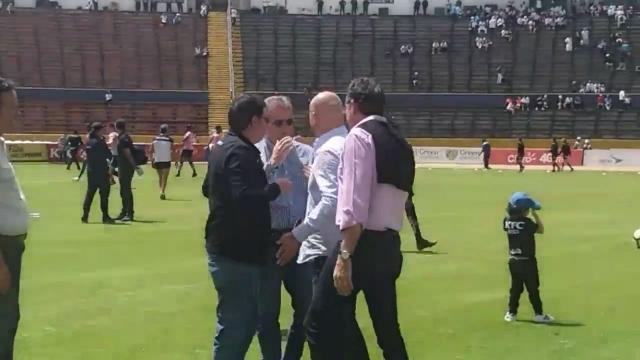 Pablo Repetto, Tello, Deller y Morales