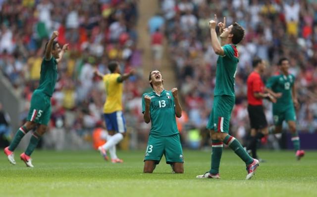 Seleccion Mexico 2012