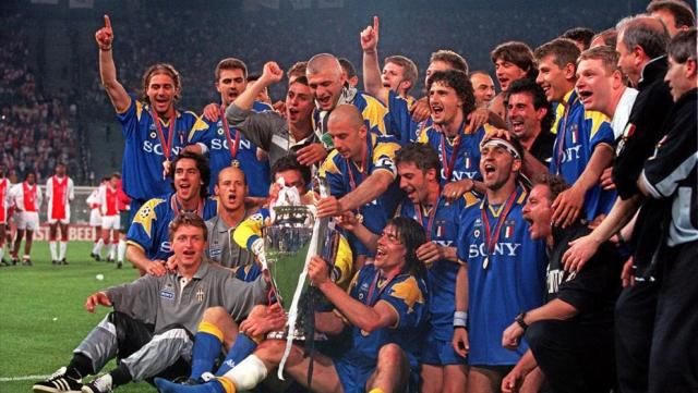 Juventus 1996
