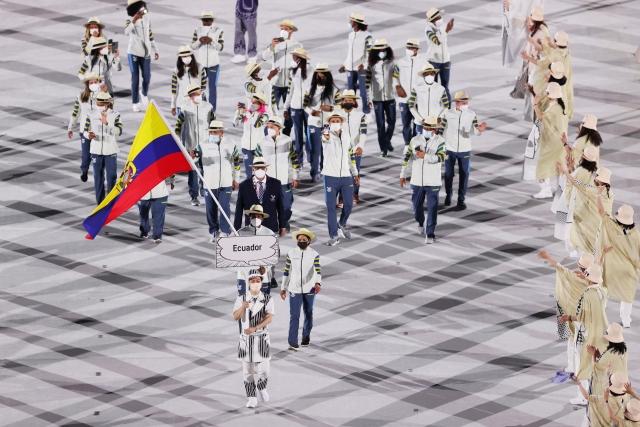 Ecuador JJOO