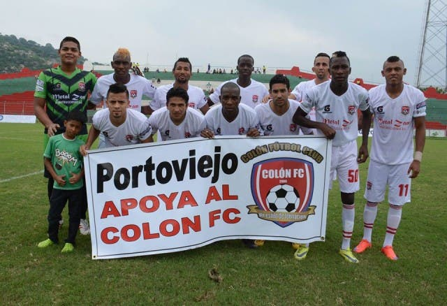 Colon FC alineacion