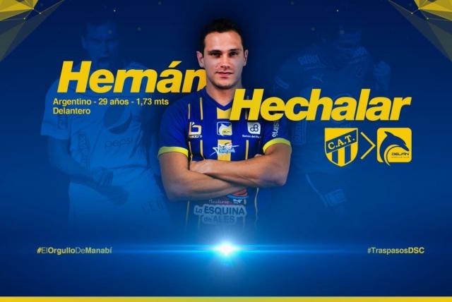 Hernán Hechalar 2