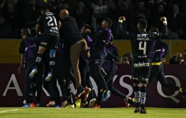 Independiente del Valle 35