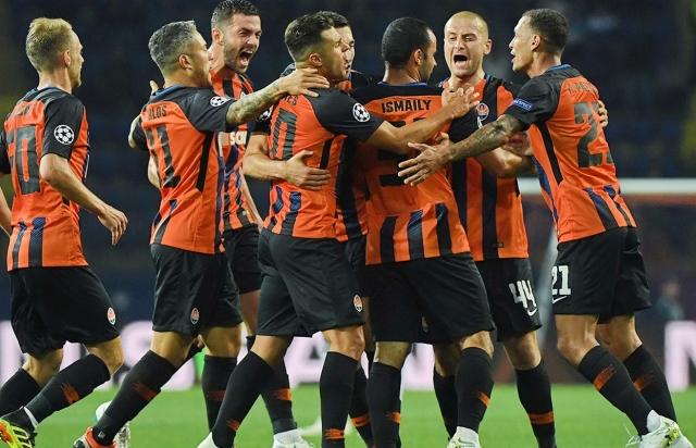 Shakhtar Donetsk 2