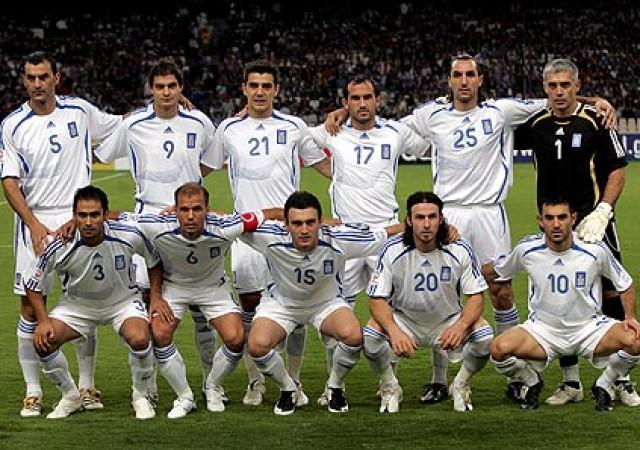 Selección Grecia