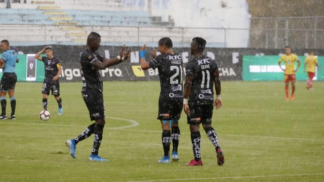 Independiente del Valle 25