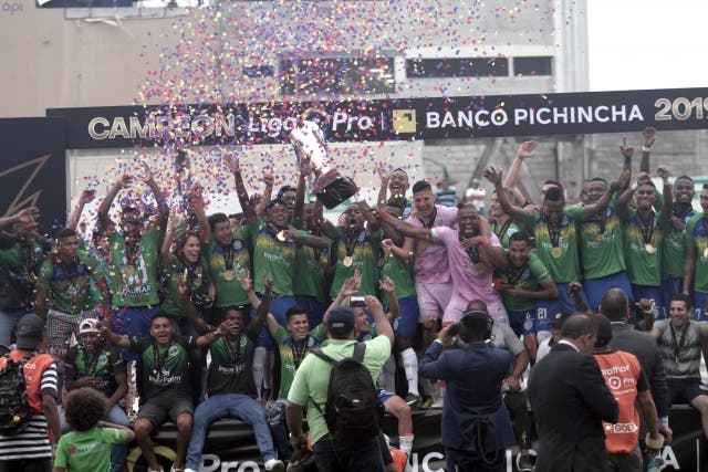 Orense campeón