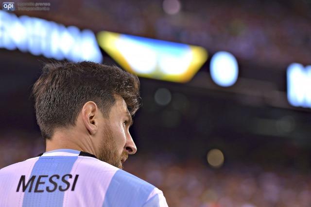 Lionel Messi Sel 4