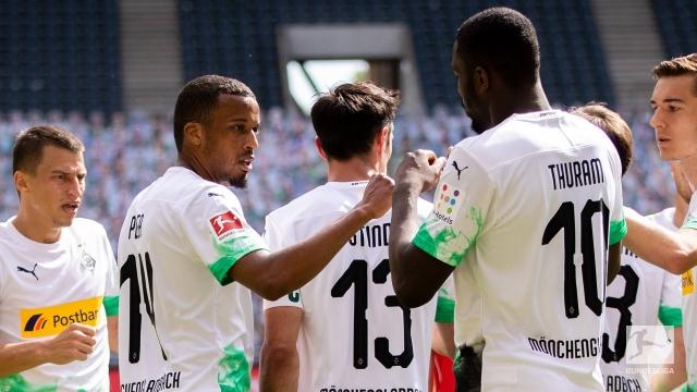 Borussia Monchengladbach 3