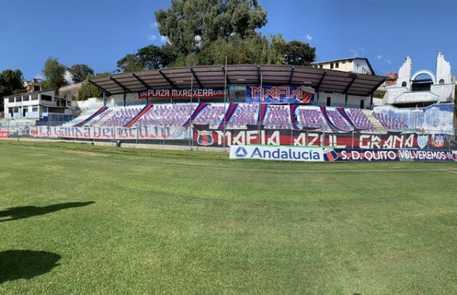 Hinchada Quito 7