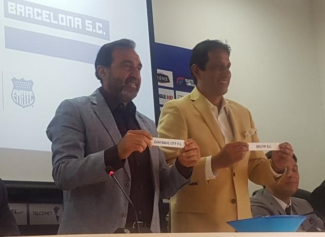 Nassib Neme y José Cevallos 2