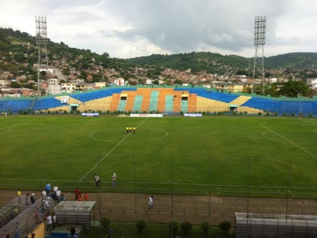 Estadio Reales Tamarindos