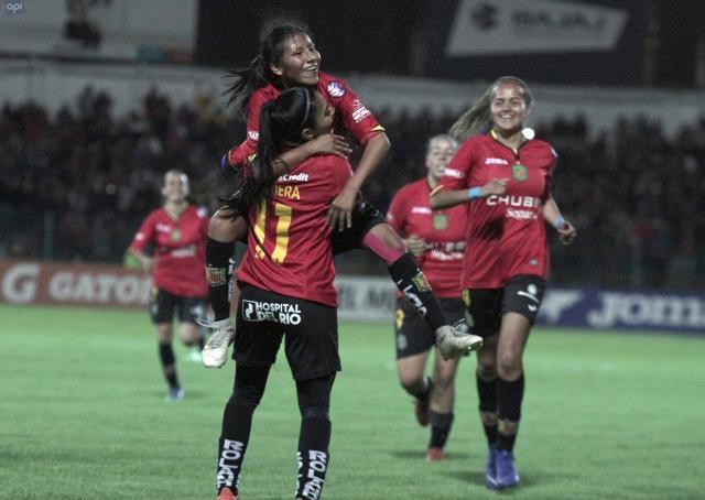 Deportivo Cuenca Femenino 7