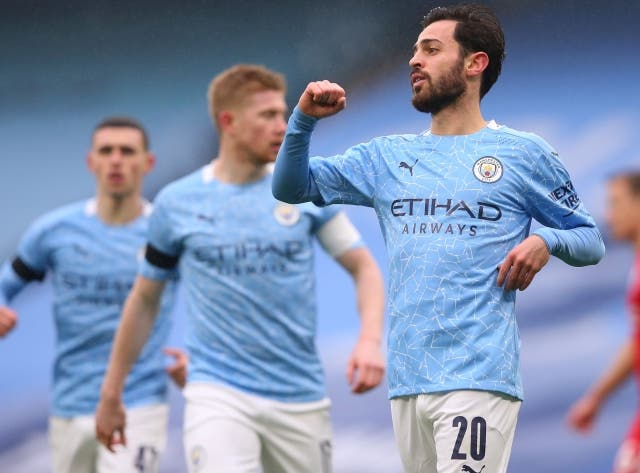 Manchester City 5