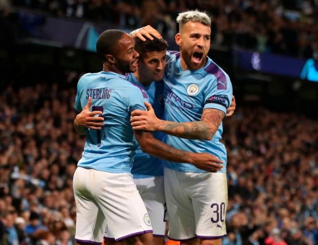 Manchester City 4