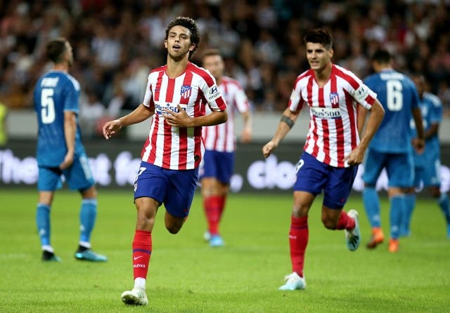 Atletico de Madrid 2
