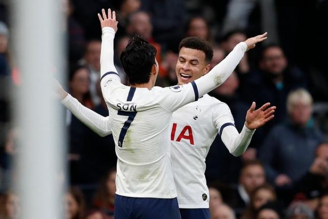 Tottenham 5