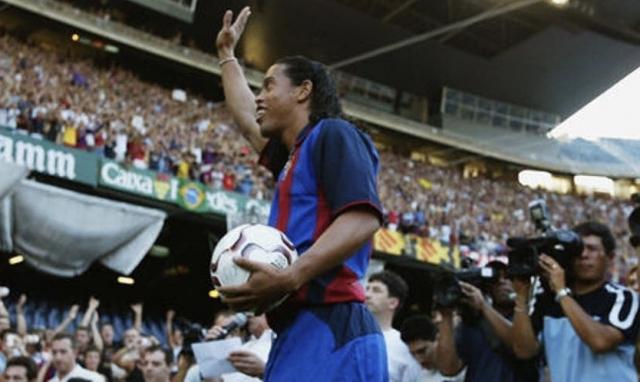 Ronaldinho 8