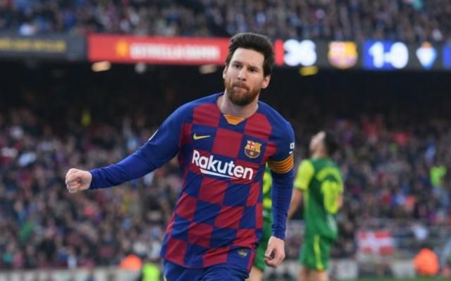 Lionel Messi 5