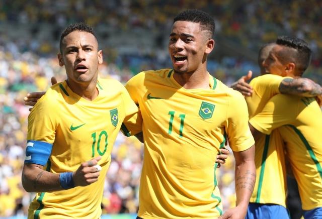 Neymar Junior JJOO 4