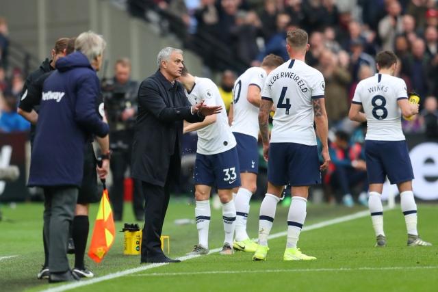 Tottenham 11