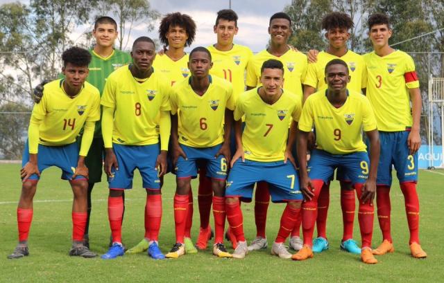 Ecuador Sub 17