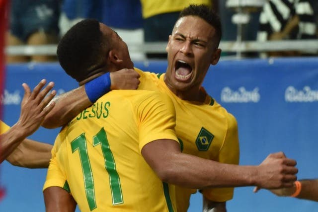 Neymar JJOO 3