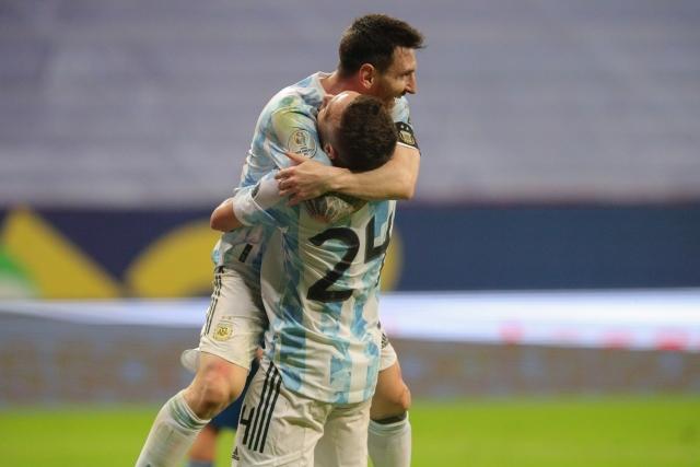 Seleccion Argentina 6
