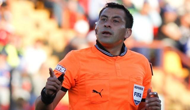 Arbitro Julio Bascuñán