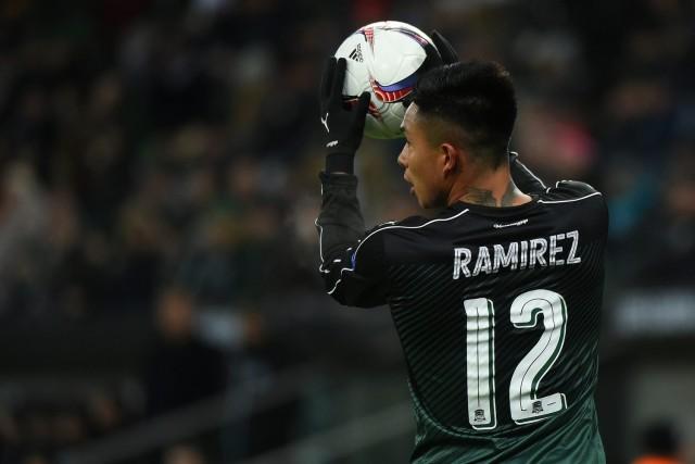 Cristian Ramirez 7