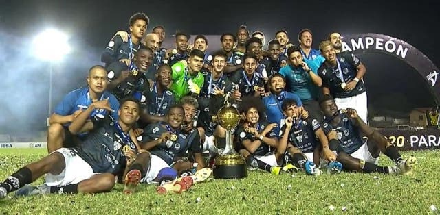 Independiente del Valle Sub 20 4