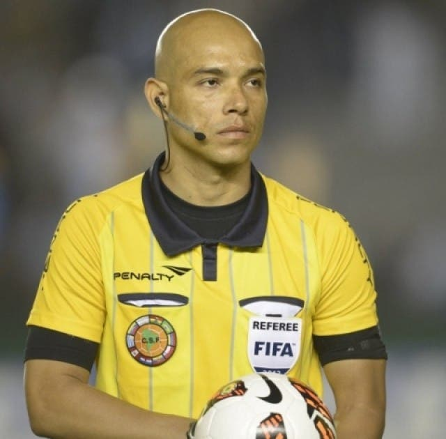 arbitro Omar Ponce