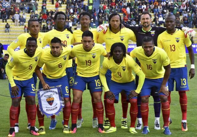 Ecuador vs Bolivia