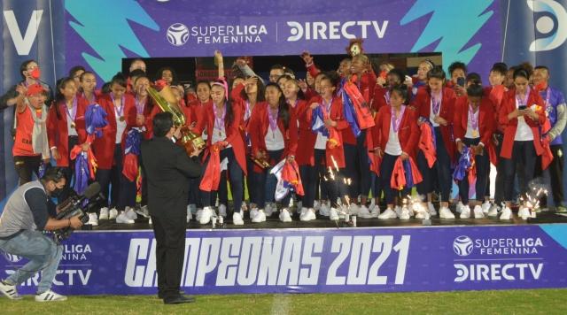 Deportivo Cuenca Femenino 9